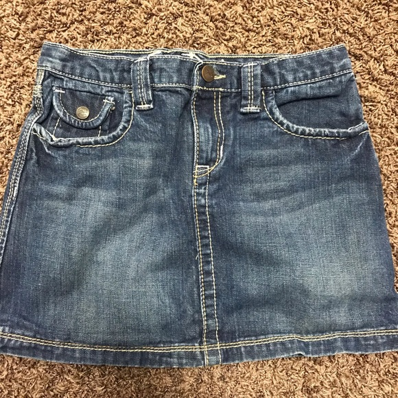 GAP Other - Gap Jean Skirt Sz 14